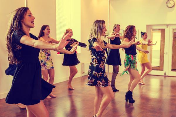 Workshop Salsa in Zwolle